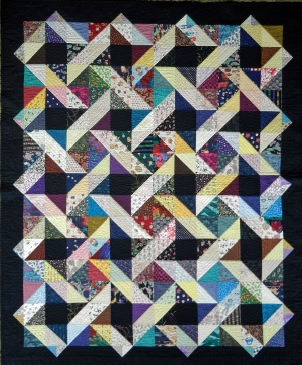 Positive/Negative Quilts Revisited