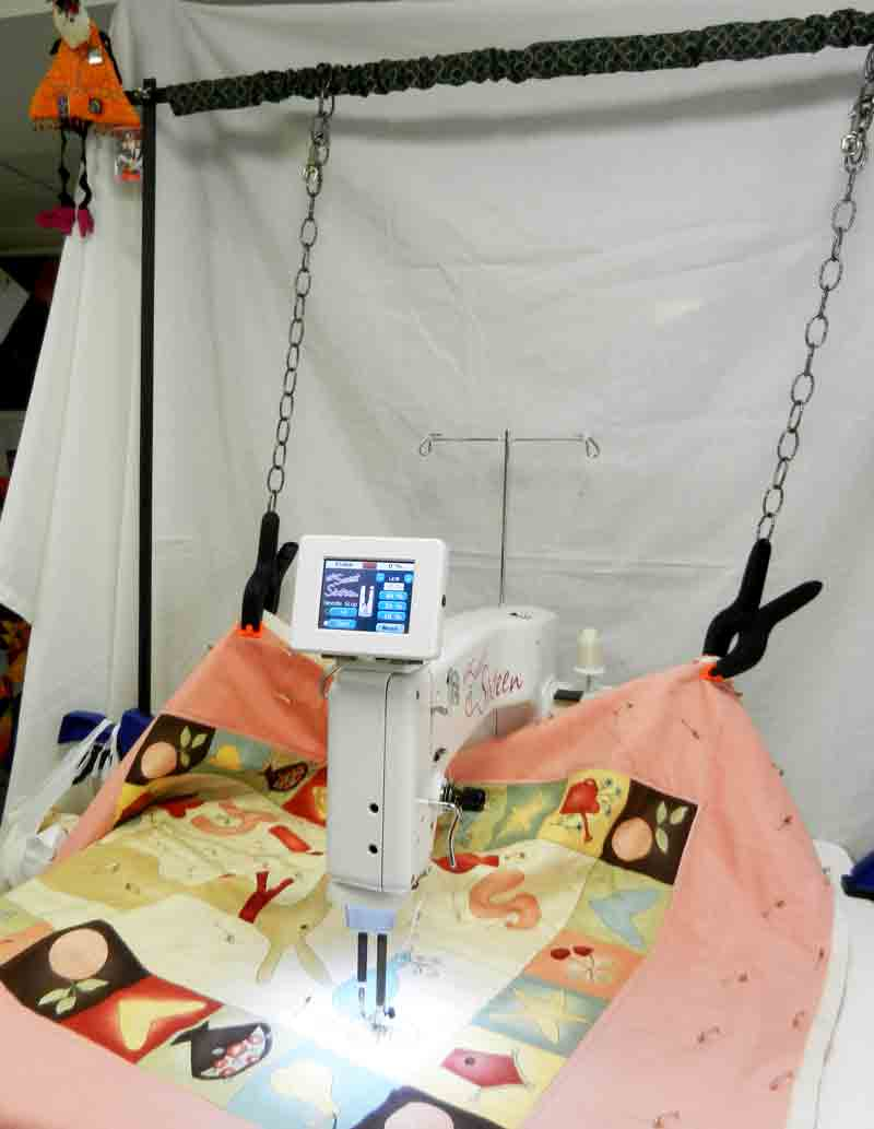 free motion quilting made easy