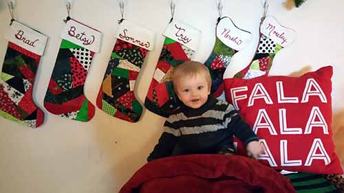 crazy quilted christmas stockings, #Christmasstockings, #crazyquilt